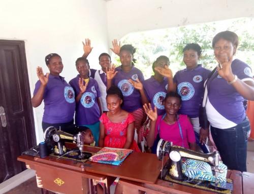 Girl Power – Seamstress Training